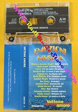MC EMOZIONI IN MUSICA Vattene amore MIETTA MINGHI CORVI CONTE no cd lp dvd vhs