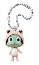 Takara Fairy Tail Part 5 Key chain Keychain mini Deformed Figurine Frosch