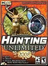 Hunting Unlimited 2008 (PC, 2006)