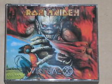 IRON MAIDEN-Virtual Eleven - 2xcd BOX Giappone pressione