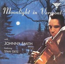 MOONLIGHT IN VERMONT with JOHNNY SMITH featuring STAN GETZ