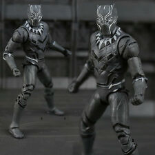Marvel Captain America Civil War Black Panther PVC Action Figure Collectible toy