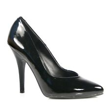 Pleaser Seduce-420 Womens Shoes Court Sexy Stiletto High Heels Pointy Toe New