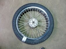 1976 Suzuki GT750 Water Buffalo S468-1. front wheel rim 19in