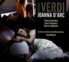 Joanna D'arc-Giovanna D'arco, New Music