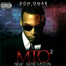Don Omar Presents Mto2: New Generation, New Music