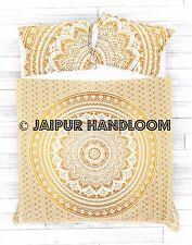 Indian Mandala Duvet Cover Comforter Doona Quilt Cover Queen Bohemian Bedding
