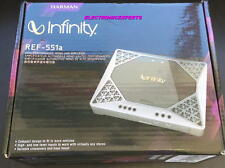 Infinity REF-551A Reference Series Car Stereo MONO Subwoofer Amplifier NEW Car