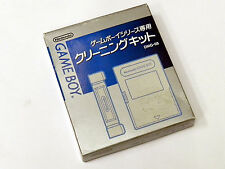 "KIT di pulizia dmg-08 GIAPPONESE NINTENDO GAMEBOY JAP JP GAME BOY ""in box"""