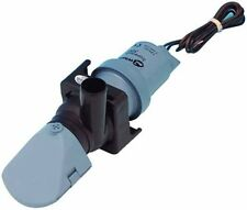 Whale Supersub 500 12v Low Profile Submersible Bilge Pump. Use with float switch