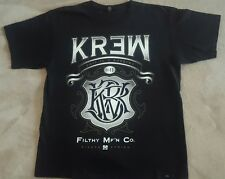 Pre-owned black XL Kr3w skate t shirt - Extra Large