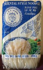 Banh Pho Noodles Rice Stick Pad Thai 16 oz - S