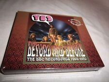 Beyond & Before: BBC Recordings 1969-1970-Yes (NEW SEALED CD-2 GOLD Discs/POSTER