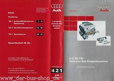 Audi - Reparaturleitfaden Video - 3,3L V8 TDI- 2000