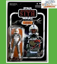 STAR WARS THE VINTAGE COLLECTION ODD BALL ( CLONE PILOT ) VC97 ACTION FIGURE