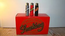 ACCENDINI SMOKING/CLIPPER - SMOKING CULT 1998 - CLIPPER LIGHTERS -FLAMAGAS S.A.