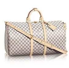 BNWT LOUIS VUITTON DAMIER 55 KEEPALL NEW & 100% AUTHENTIC