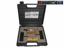 DA2390 Tyre Puncture Repair Kit Tubeless Tyres Off Road 4x4 inc Carry Case -