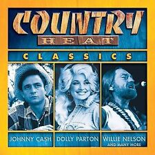 Country Heat Classics -- Various Artists -- New Country CD