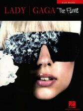 Lady Gaga The Fame Learn to Play Poker Face EASY Piano Music Book