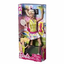 Barbie I Can Be Team Barbie Olympic Tennis Doll W3767