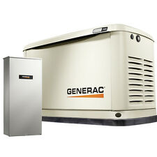 Generac 7032 11kW 100-Amp Air-Cooled Standby Back-up Power Generator
