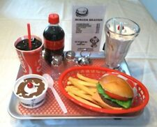 DELUXE COMPLETE CAR HOP TRAY PACKAGE