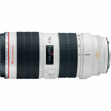 NEW Canon EF 70-200mm f/2.8L IS II USM Lens UK DISPATCH