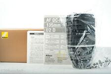 Nikon AF-Nikkor 135mm F2 DC D Lens