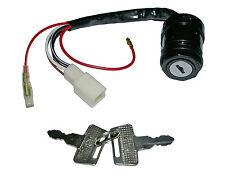 Kawasaki KE100 ignition switch - 6 wires  (82-96)
