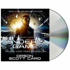 NEW/SEALED - Ender's Game by Orson Scott Card (2013, CD, Unabridged)