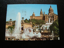 ESPAGNE - carte postale - barcelona (palais national de l art) 1965(cy27) spain
