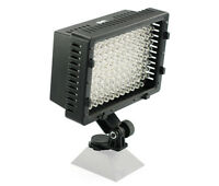 Pro LED video light for JVC AVCHD HD HDV 3D camcorder camera photo lite panel