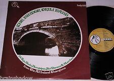 THE BRIDGE CEILI BAND 24 jigs reels hornpipes set dances & marches LP Hawk 1976