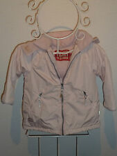 Kapuzen JACKE WINTERJACKE - rosa - * TICKET TO HEAVEN * - Gr. 92
