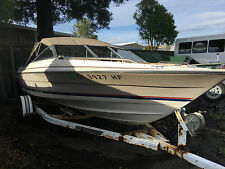 1983 Bayliner Powerboat with Trailer, Napa CA   NO FEES, NO RESERVE