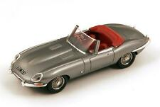 "Jaguar E Type S1 Roadster ""Grey Metallic"" 1961 (Spark 1:43 / S2111)"