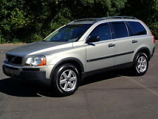 2004 Volvo XC90 2.5T TURBO AWD 4WD 1-OWNER! LOADED!