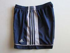 Adidas Vintage  Navy White Basketball Gym Training Shorts  Large USA  MB5