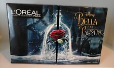 FLASH SALE! L'Oreal Disney Beauty and The Beast  Make up Collection Full Box Set