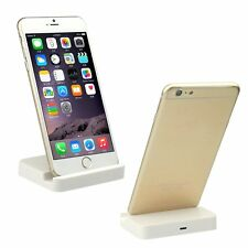 """Sync Charger Station Docking Cradle Charging Dock For iPhone 6 6 Plus 4.7"""" 5.5"""""""