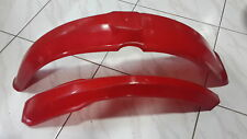 BMX  motocross Old School  Fender  New old stock  Red 1pair