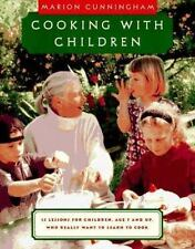 cooking with children by Cunningham, Marion