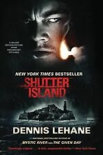 Shutter Island by Dennis Lehane (2009, PB, Movie Tie-In) Charity100%
