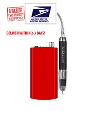 Kupa Mani Pro Passport Nail Drill - RED COLOR