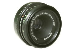 CARL ZEISS JENA TESSAR 50mm f2.8 M42 mount lens 337542  - Fits digital