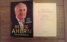Bertie Ahern SIGNED Autobiography 1st Edition 1st Printing Hardback Book 2009