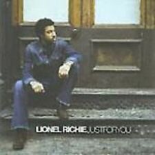 Lionel Richie-Just For You CD
