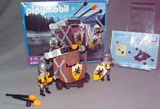 Playmobil 4867 Knights Lion Knights Firing Crossbow Boxed VGC