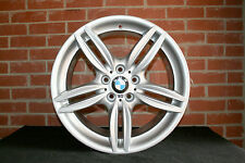 "1 x Genuine/Original BMW 351 F10 F11 19"" 5 Series M Sport Cerchio in lega 8.5J"